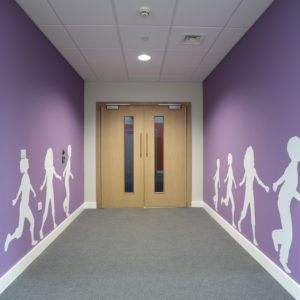 School Signs - St Patricks Wall Graphics